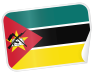 Mosambik visum